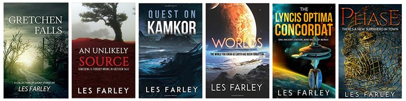 Les Farley Books